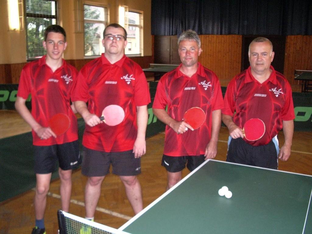 Tischtennis Straßberg 2.Mannschaft